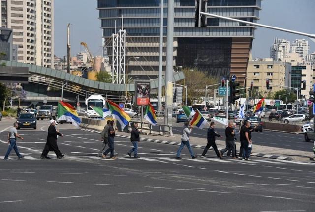 druze-protest