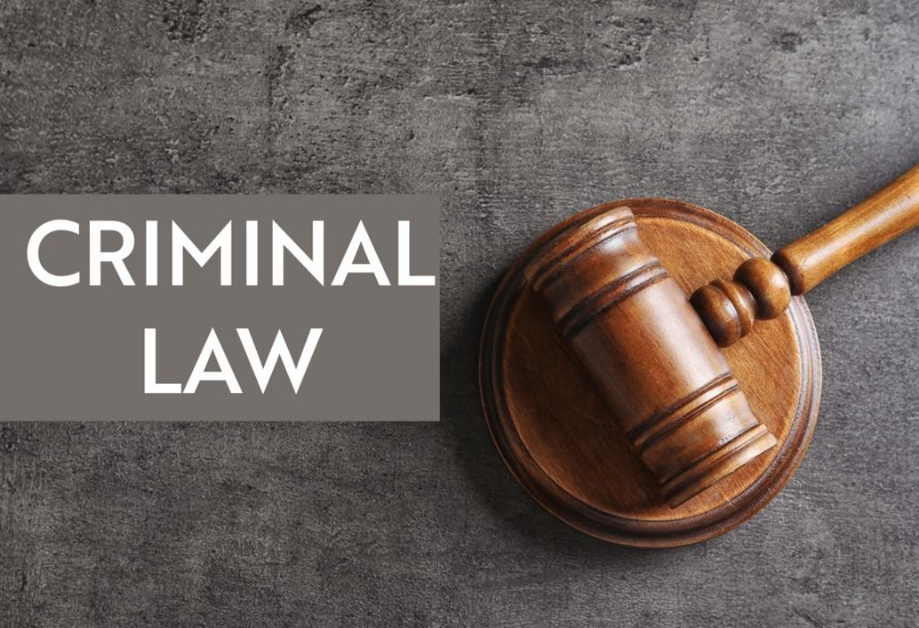 Belpartisan Criminal Law
