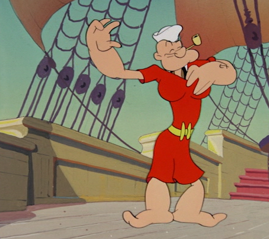 Popeye Pirates
