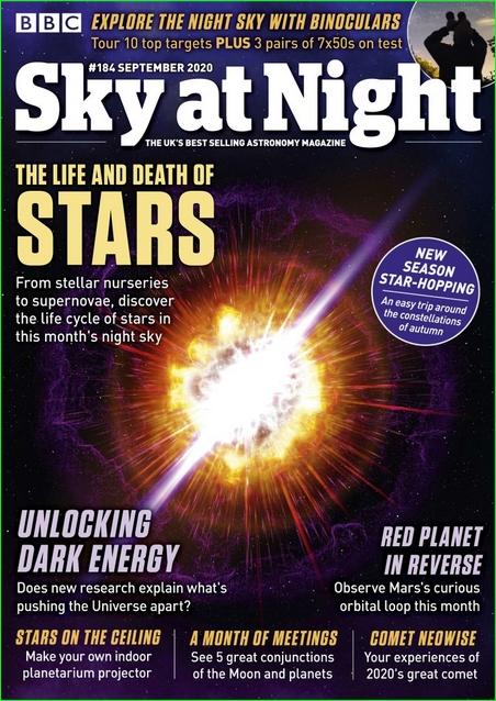 BBC Sky at Night – September 2020