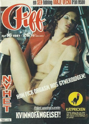 Cover: Piff No 16 1981