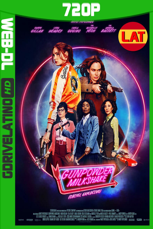Gunpowder Milkshake (Cóctel explosivo) (2021) WEBDL 720p Latino – Ingles MKV
