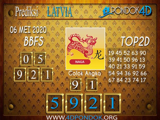 Prediksi Togel LATVIA POOLS PONDOK4D 06 MEI 2020
