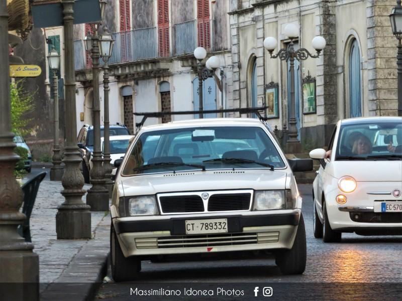 avvistamenti auto storiche - Pagina 31 Lancia-Prisma-1-3-78cv-87-CT789332-1