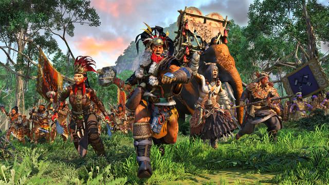 歡迎來到叢林 《Total War: THREE KINGDOMS》《The Furious Wild》擴展包將於9 月3 日推出 Leaders-Charge