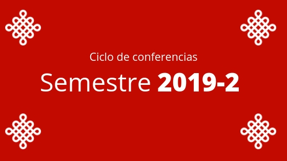 Ciclo de Conferencias 2017-1