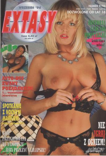 Cover: Extasy No 09 1996