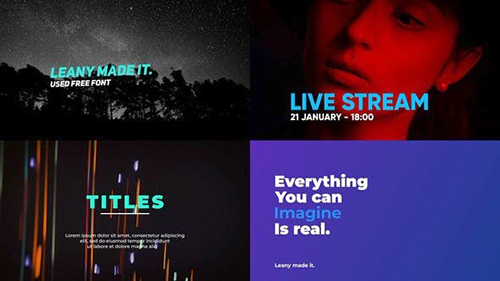 Typography 33507326 - Project for After Effects (Videohive)