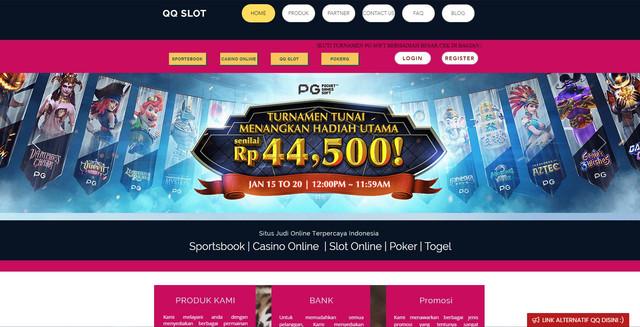 Qq Slot Partner Resmi Qqmilan Situs Qq Slot