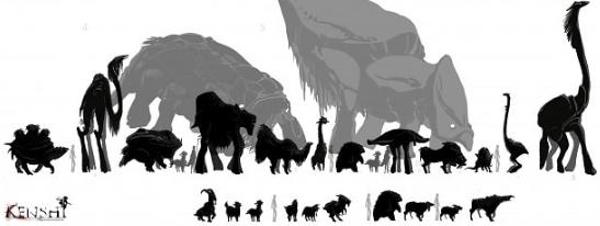 Primal Wildlife/Усиление животных
