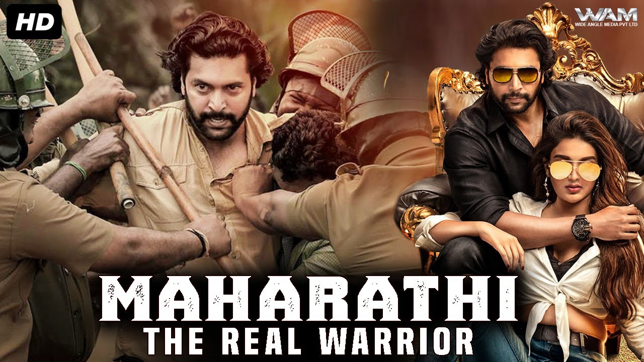 Maharathi The Real Warrior (2021) Hindi Dubbed Movie 720p | 480p HDRip x265 AAC 700MB | 300MB