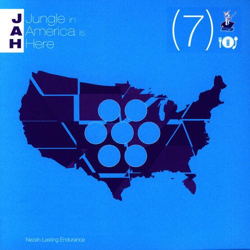 VA - The Jungle Sky Vol. 7: J.A.H. 2000