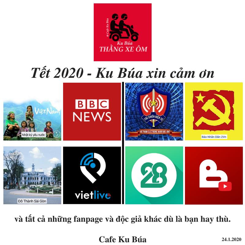 TẾT 2020 – LỜI KU BÚA VIẾT CHO NGÀY CUỐI NĂM