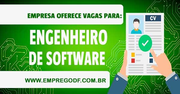 EMPREGO PARA ENGENHEIRO DE SOFTWARE