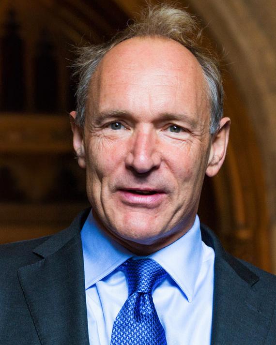 why Tim Berners-Lee didn't patent internet
