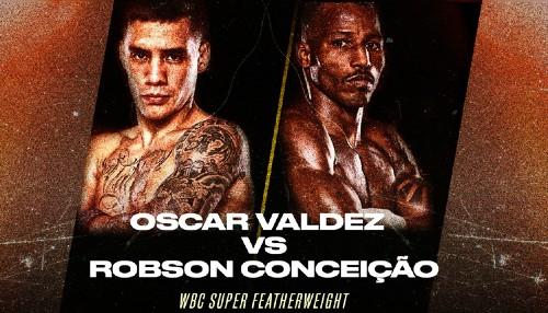 Oscar Valdez vs Robson Conceicao