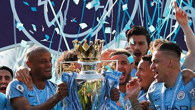 Kompany Ungkap Resep Kesuksesan Manchester City