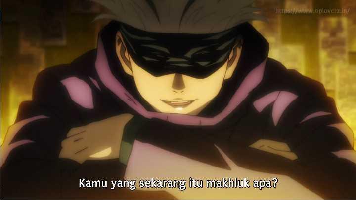 Jujutsu Kaisen Episode 1 Subtitle Indonesia Preair
