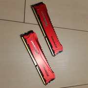 P: Kingston HyperX Savage 16GB Kit (2x8GB) 1600MHz DDR3 CL9
