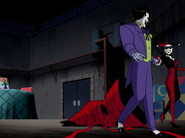 Batman Beyond Return Of The Joker 720p BDrip