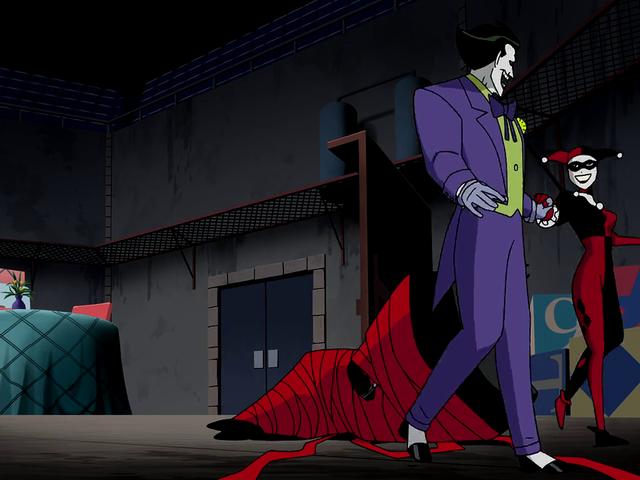 Batman Beyond Return Of The Joker 720p BDrip
