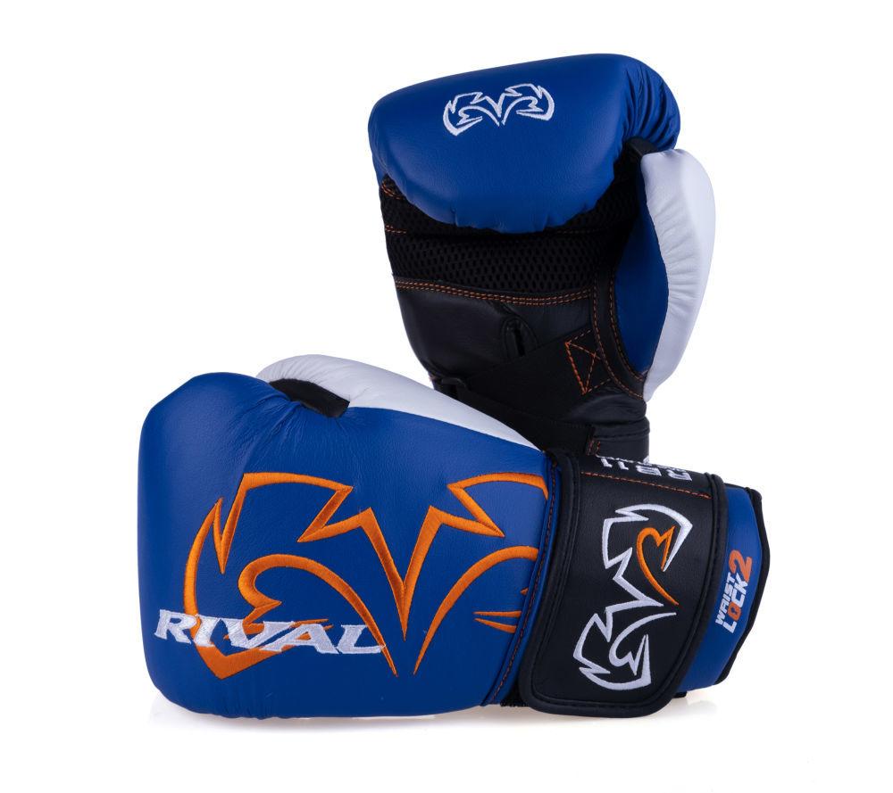 Снарядные перчатки Rival Evolution купить в Украине RB11 синие
