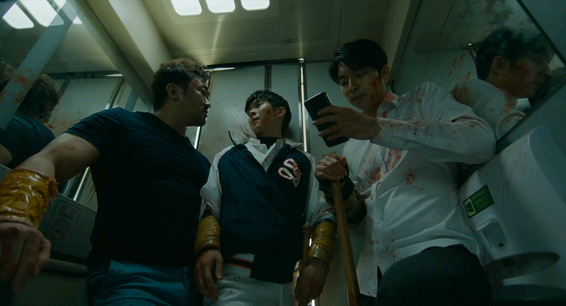 Zombi Ekspresi | Train to Busan | 2017 | BDRip | XviD | Türkçe Dublaj | m720p - m1080p | BluRay | Dual | TR-EN | Tek Link