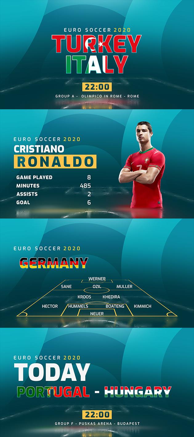 Euro Soccer 2020 - 3