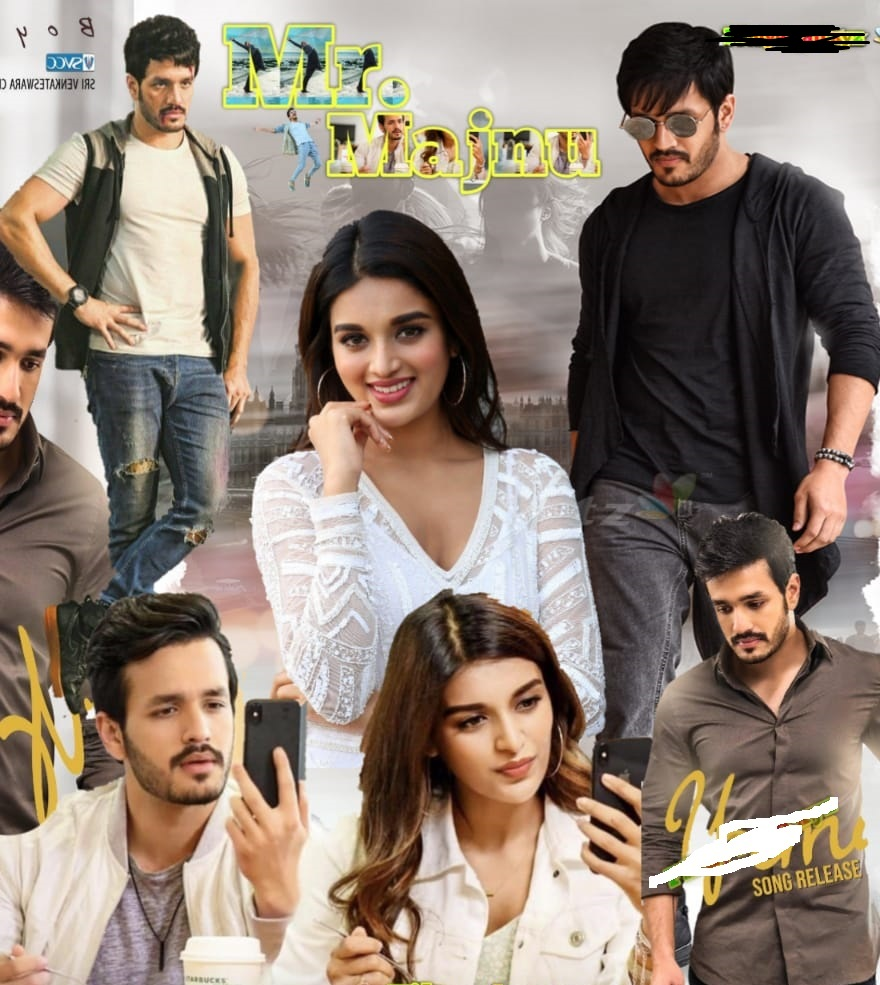Mr. Majnu 2020 Hindi Dubbed 720p HDRip ORG 950MB Download