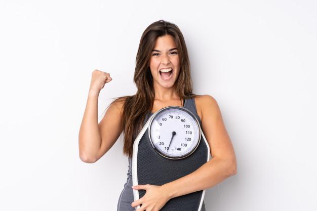 Ilustrasi - turunkan berat badan (weight loss)