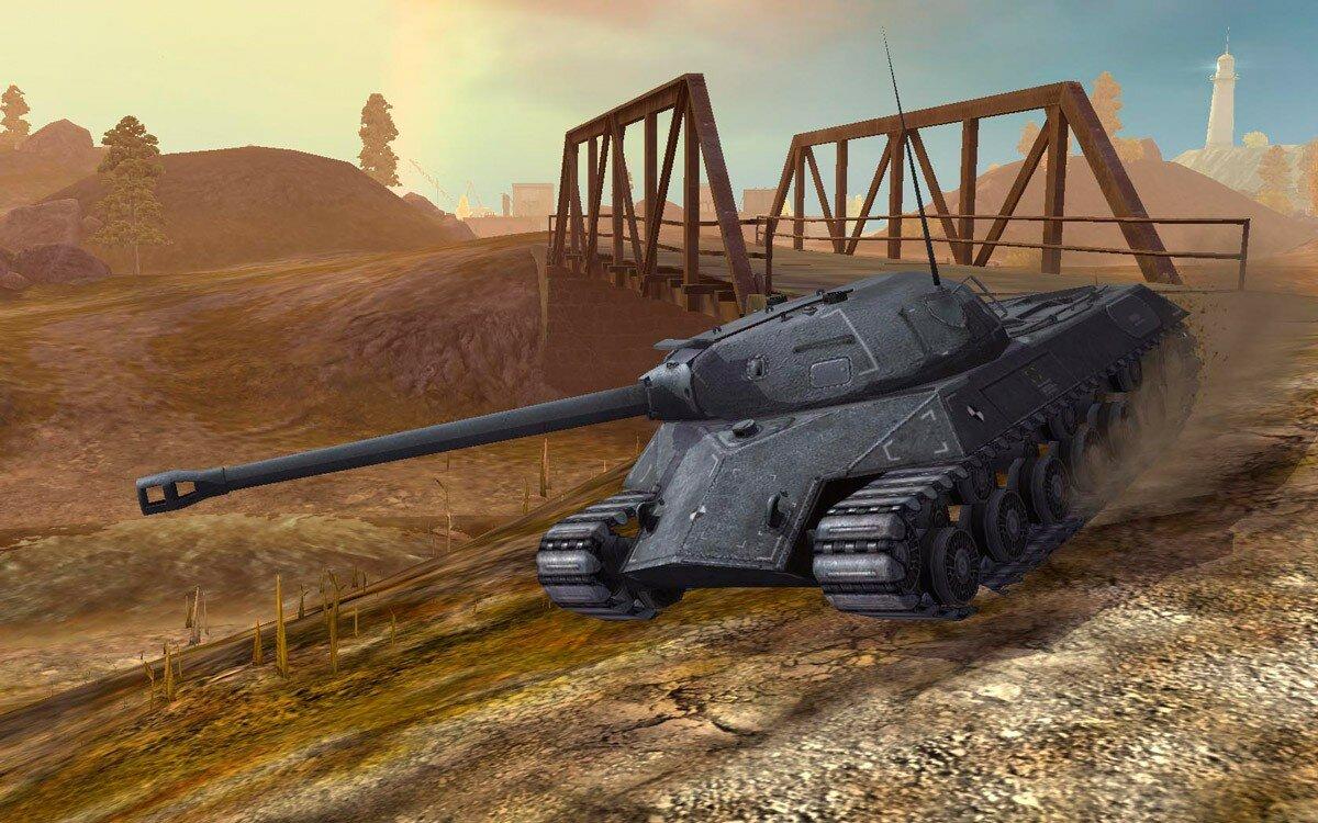Премиум танк  World of Tanks Blitz