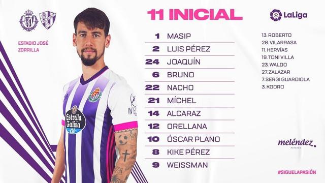 Real Valladolid C.F. - S.D. Huesca. Viernes 29 de Enero. 21:00 - Página 2 OnceHUE
