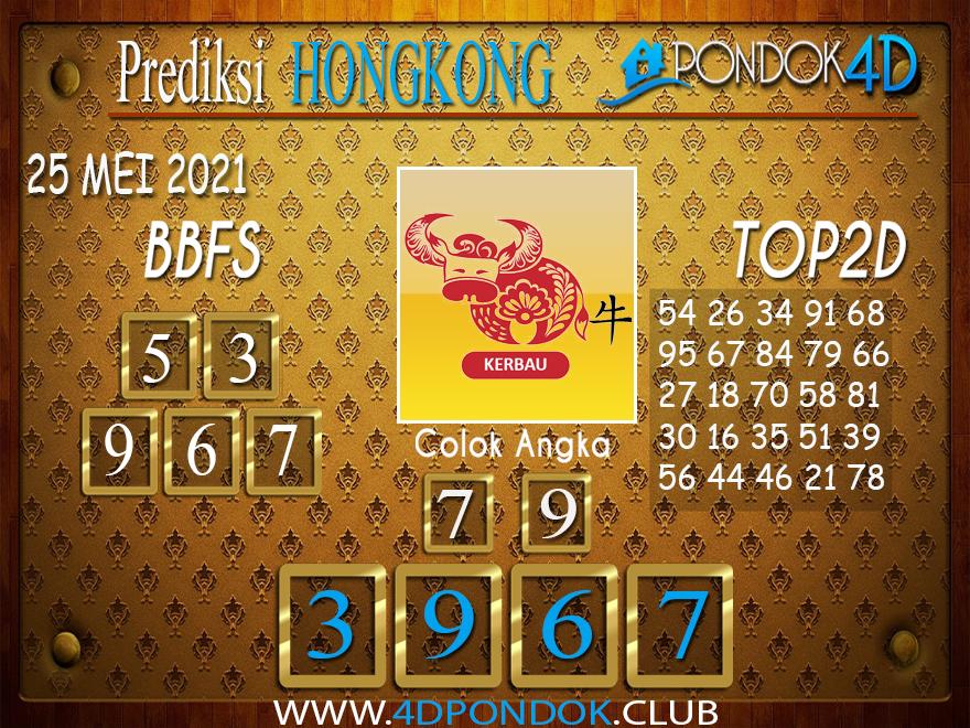 Prediksi Togel HONGKONG PONDOK4D 24 MEI 2021