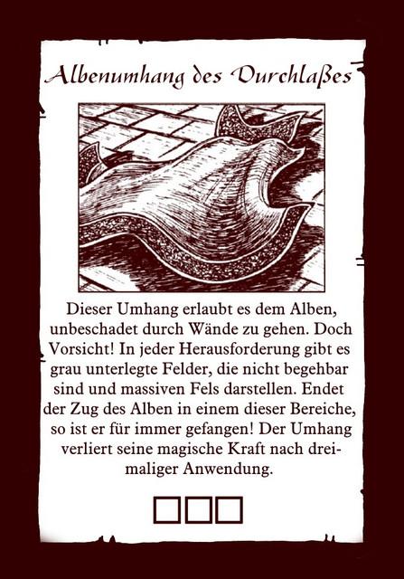 Schatz-Albenumhang