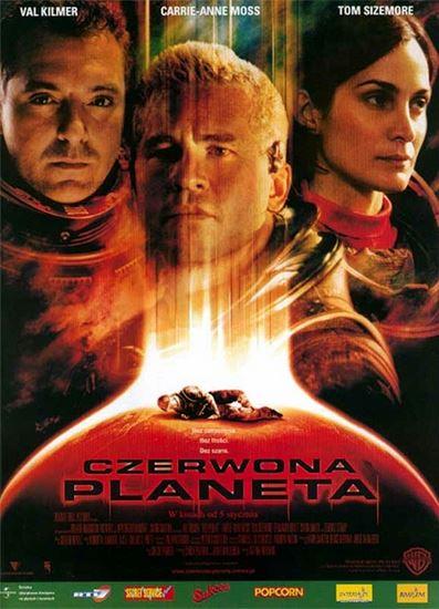 Czerwona planeta / Red Planet (2000) PL.BRRip.XviD-GR4PE | Lektor PL