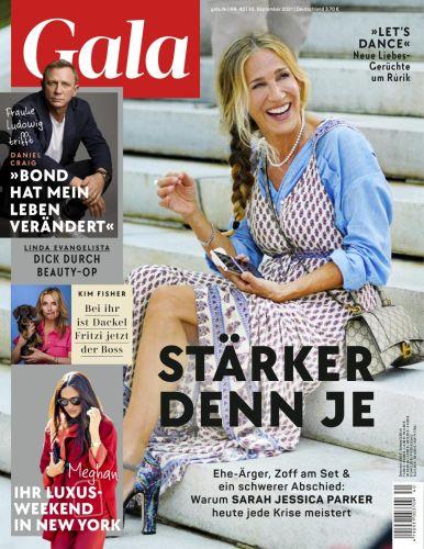 Cover: Gala Magazin No 40 vom 30  September 2021