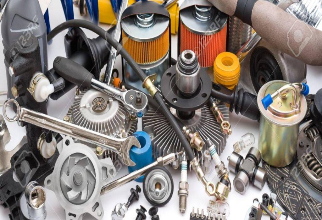 Hex Auto Parts Warehouse