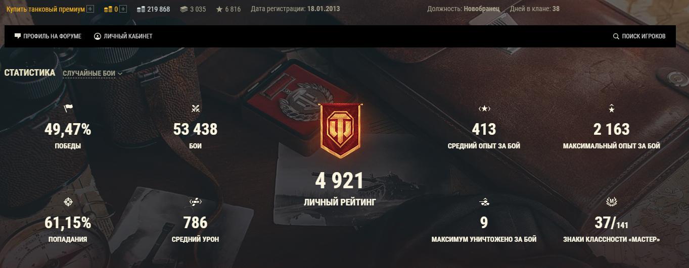 [RU] 53К БОЁВ
