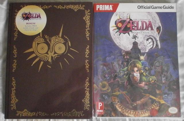 [ECH] (VDS) Zelda, DS, MD, 3ds, PS4 ** Baisse de prix ** Guide1