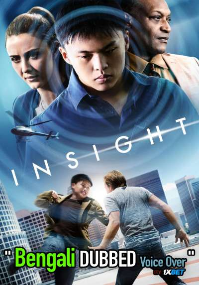 Insight (2021) Bengali Dubbed (Voice Over) WEBRip 720p [Full Movie] 1XBET