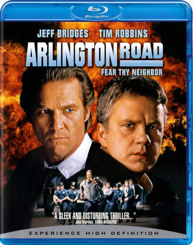 Korkunç Politika - Arlington Road (1999) BluRay REMUX | 1080p | 720p MPEG-2 FLAC.5.1 Türkçe Dublaj