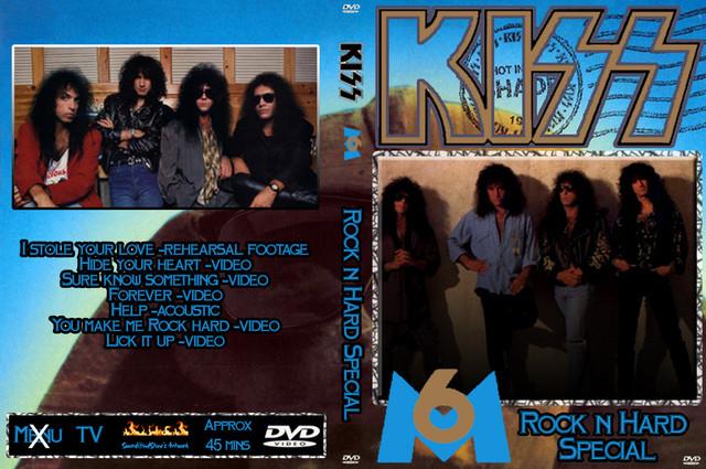 KISS - 1990 ~ M6 Rock n Hard TV Special - Guitars101 - Guitar Forums