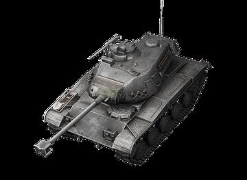 Премиум танк M 41 90 MM World of Tanks Blitz