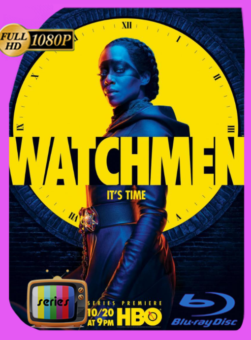 Watchmen (2019) Temporada 1 AMZN WEB-DL [1080p] Latino [GoogleDrive] [zgnrips]