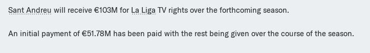 pre-season-tv-money