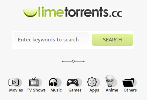 LimeTorrents, una gran alternativa.