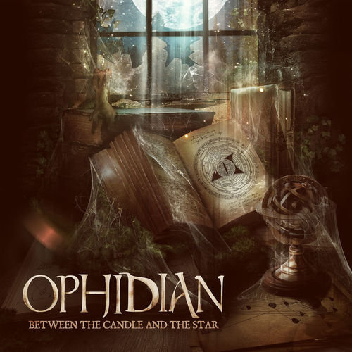 Ophidian - Between The Candle And The Star 2013