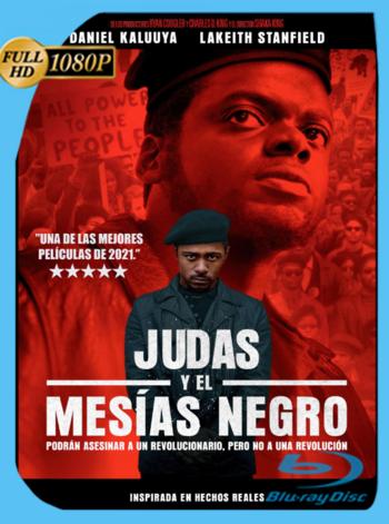 Judas y el Mesías Negro (2021) BRRip [1080p] Latino [GoogleDrive] [zgnrips]