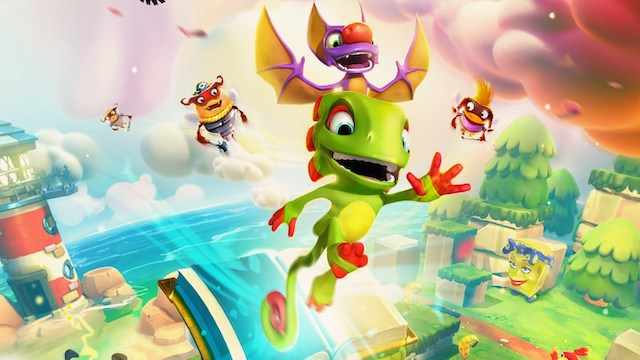 YOOKA-LAYLEE AND THE IMPOSSIBLE LAIR: Playtonic Reveals Why They've Made The Final Level Easier