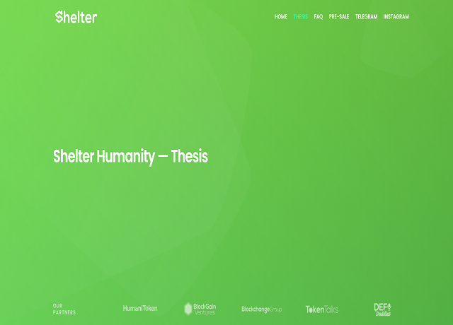 Asylum Crypto | Shelter Humanity | Charity Token Homeless | Charity Coin.png